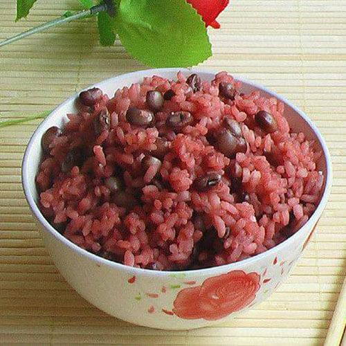 红花豆捞饭