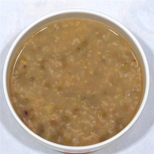 双米双豆粥