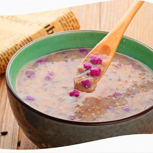 紫薯椰粉麦片