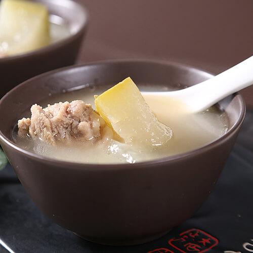 蚝豉冬瓜汤
