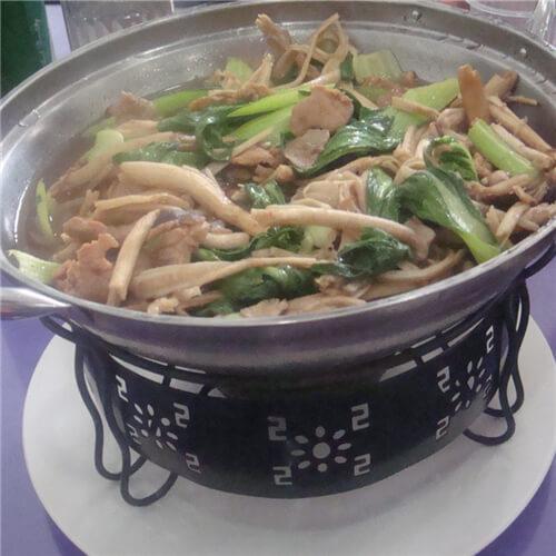 秦皇岛特色菜一窝瓜炖