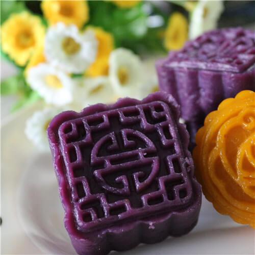 紫薯山药泥