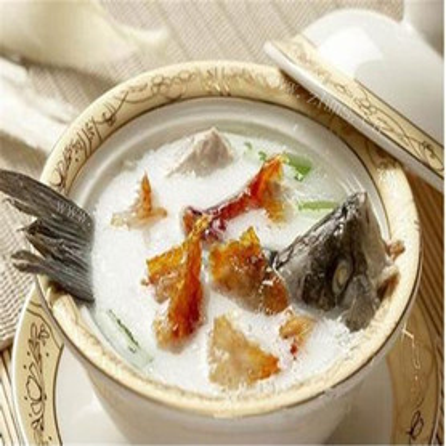 大白菜鱼汤