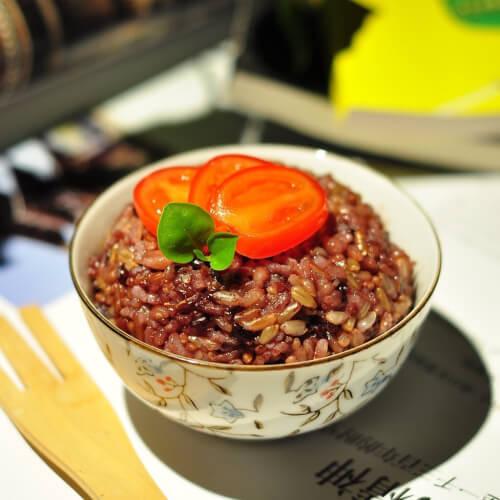 营养杂米饭