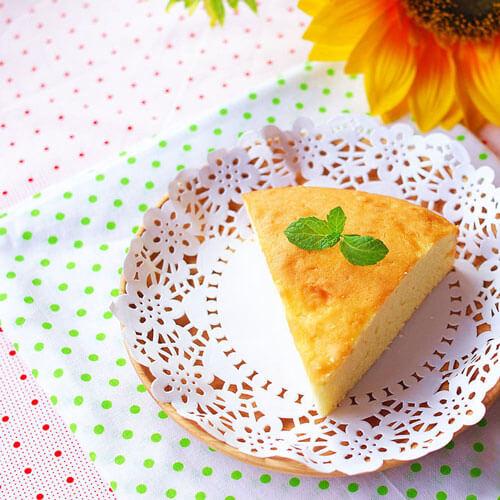 鹅蛋法式海绵小蛋糕