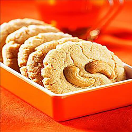 开心果腰果黄油饼干