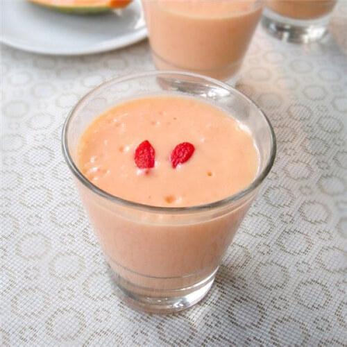 木瓜酸奶昔