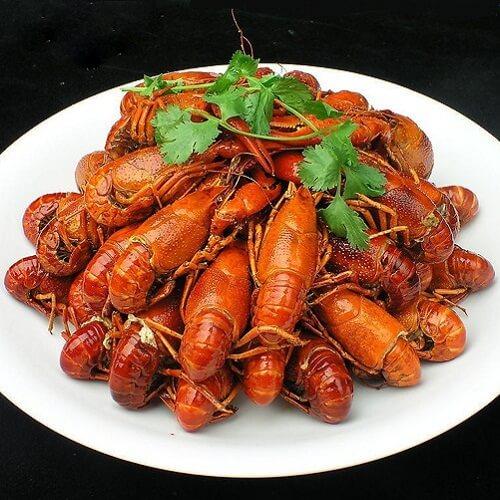 辣椒炒龙虾