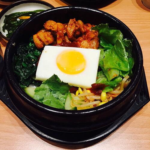 【美味可口】石锅拌饭