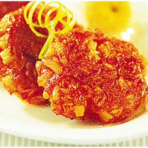 西红柿土豆煎饼