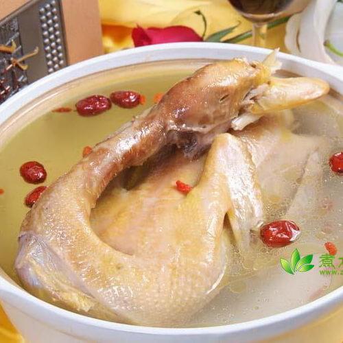 山药酸萝卜老鸭汤