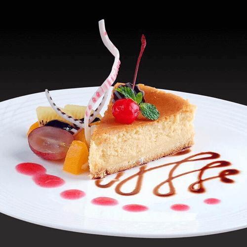 尚塔尔的纽约芝士蛋糕
