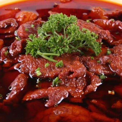 山沟沟版水煮牛肉