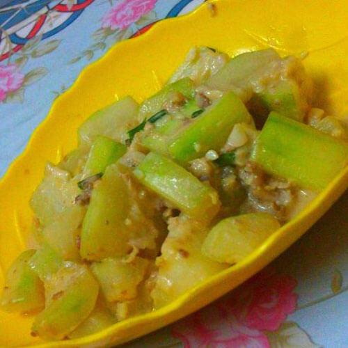 节瓜新吃-红油腐乳节