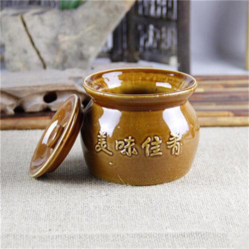 福建沙县炖罐--炖盅当