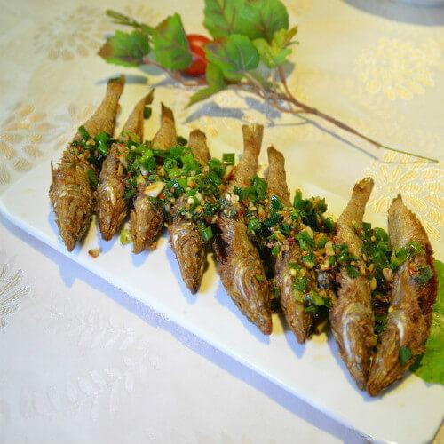 干煎沙尖鱼