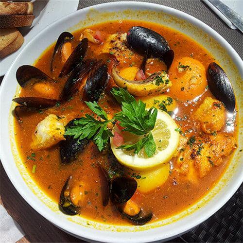 普罗旺斯鱼汤
