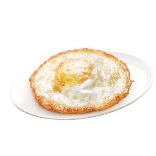 油煎荷包蛋