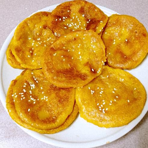 好吃的南瓜饼的做法