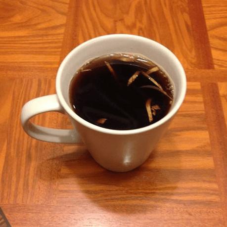 自制红糖姜汤