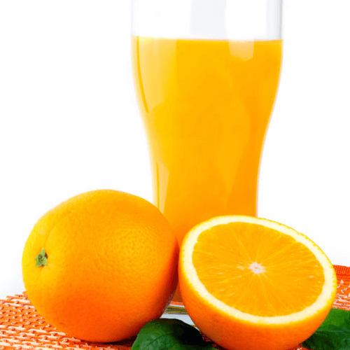 让人怀念的橙汁