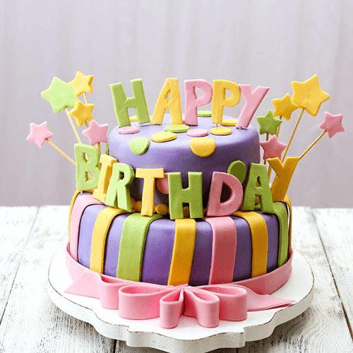 幸福时刻-生日蛋糕