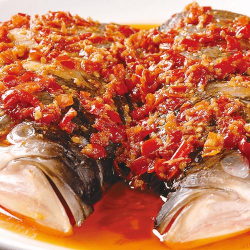 美美厨房之剁椒鱼头