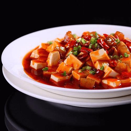 家常菜麻婆豆腐