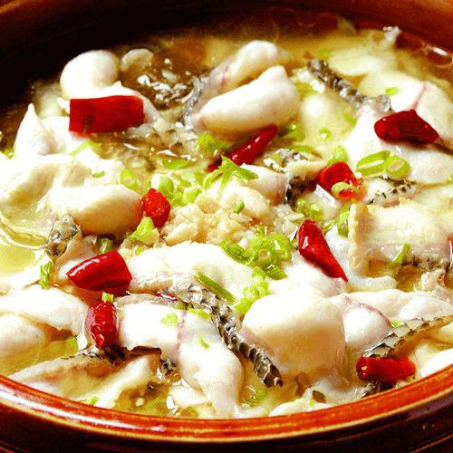 美味的酸菜鱼的做法