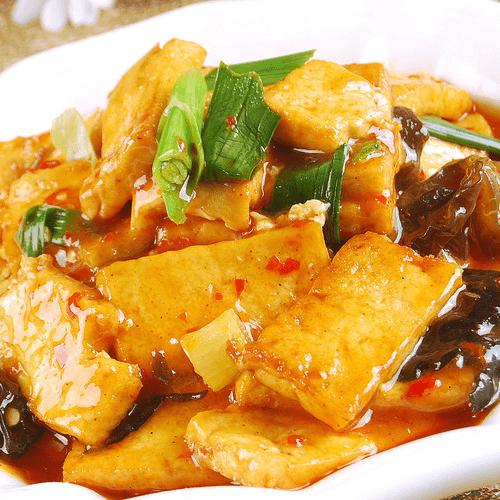 家常豆腐(家常菜)