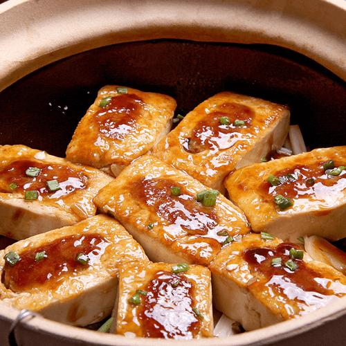 家常砂锅豆腐