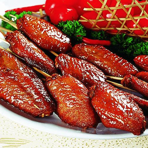 外婆做的红烧鸡翅