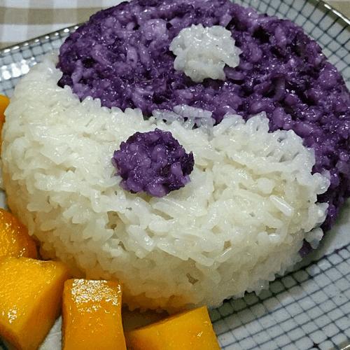 简单的糯米饭