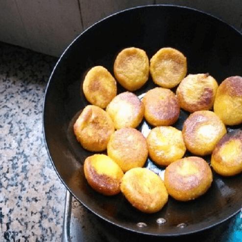 香酥南瓜饼的做法