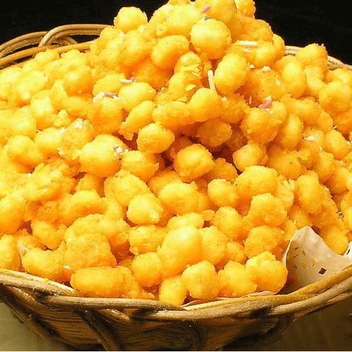 金沙玉米盏