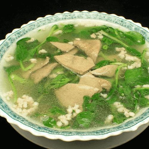 【自制】青菜汤