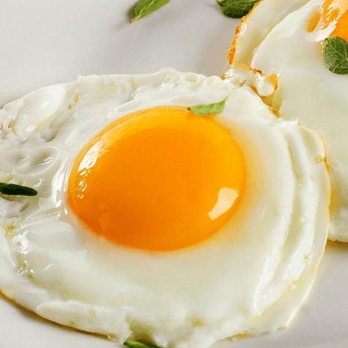 记忆中的煎蛋
