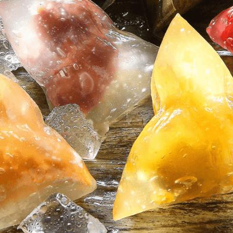 桂花水晶粽