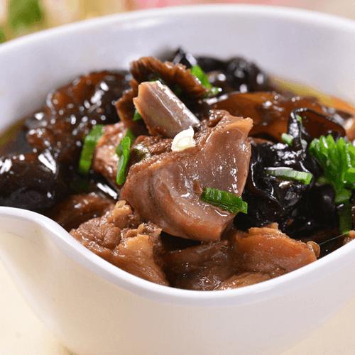 #爱美食#小鸡炖蘑菇