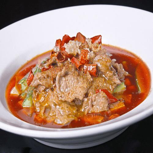 简易版-水煮肉片