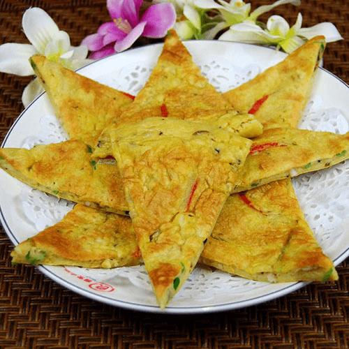 #爱美食#鸡蛋饼