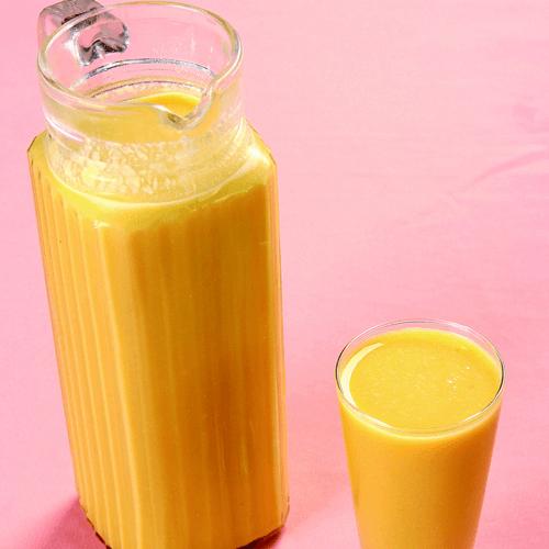 色味俱全的玉米汁