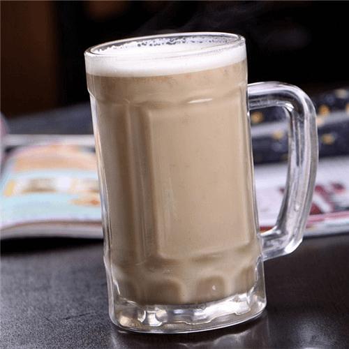 超简便的手工奶茶