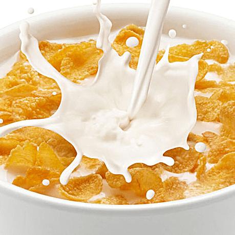 蔓越莓牛奶麦片粥
