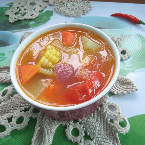 七日瘦身汤