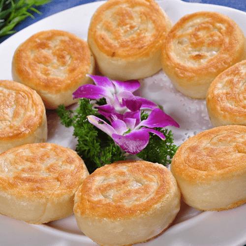 虾皮儿萝卜丝饼