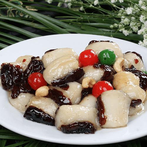 芝麻花生糯米枣