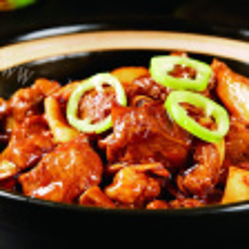 薏米鸡骨草茯苓煲老鸭