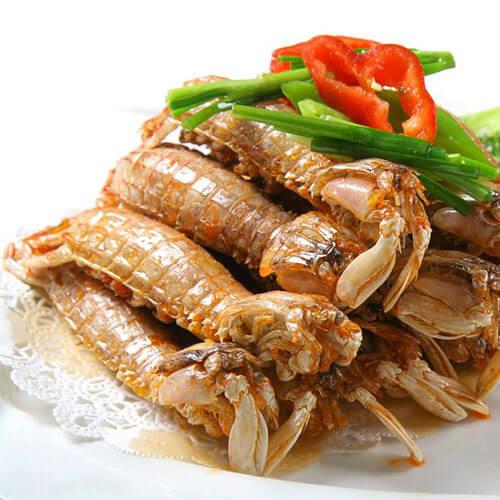 清焖濑尿虾