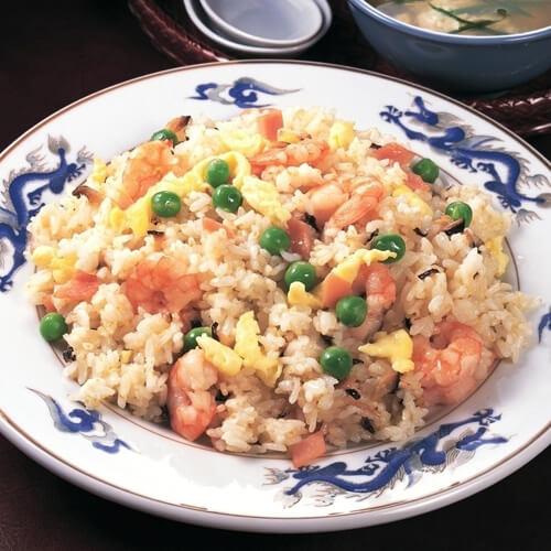 香炒糯米饭